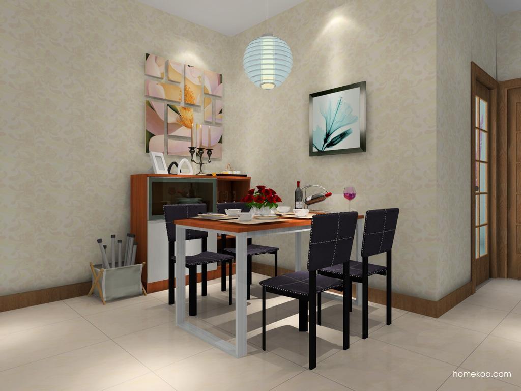 新实用主义餐厅家具E0885