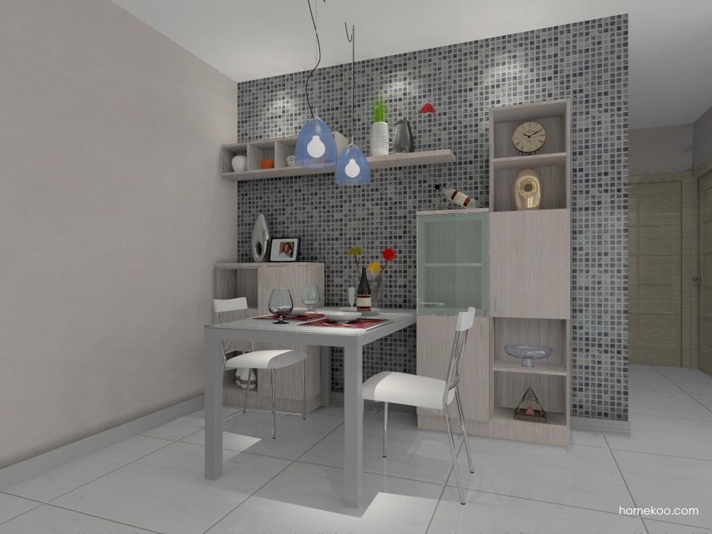 新实用主义餐厅家具E0892