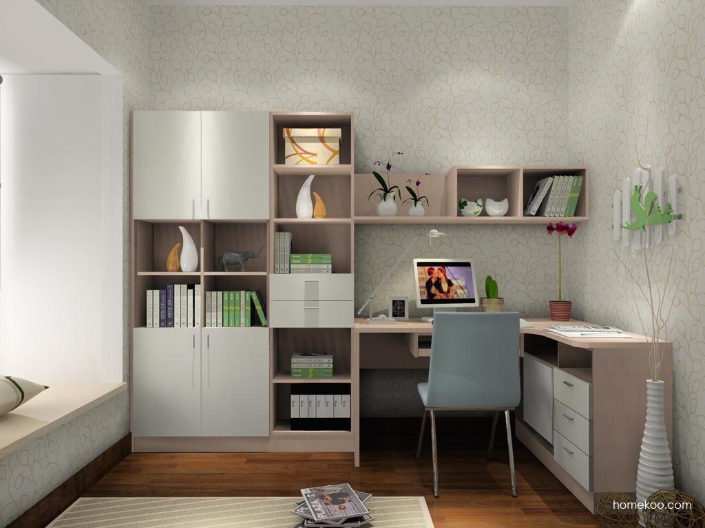新实用主义书房家具C3621