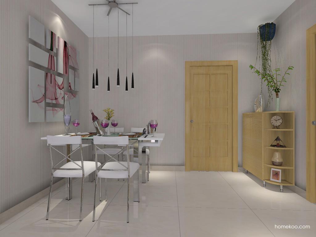 新实用主义餐厅家具E0913