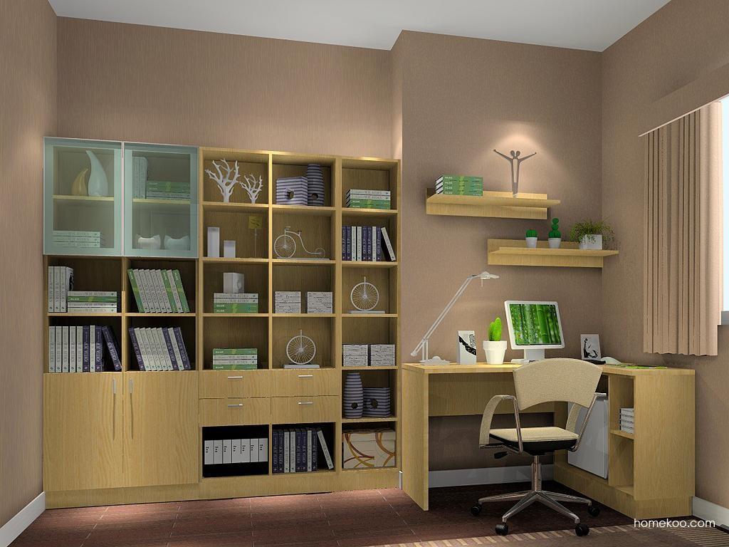 新实用主义书房家具C3631
