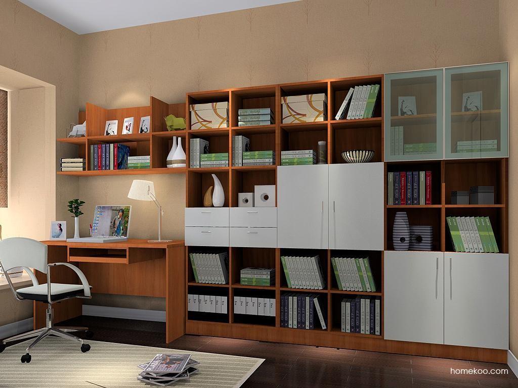 新实用主义书房家具C3632