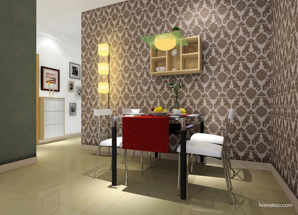 新实用主义餐厅家具E0902