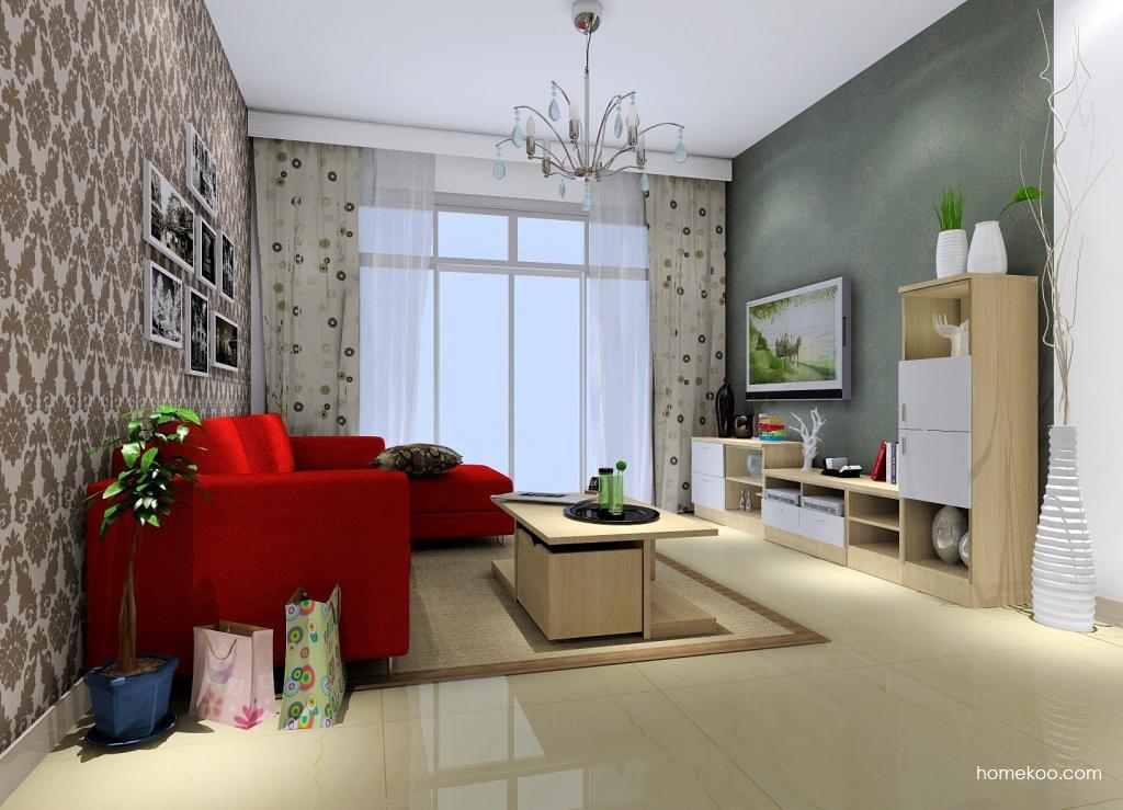 新实用主义客厅家具D0675