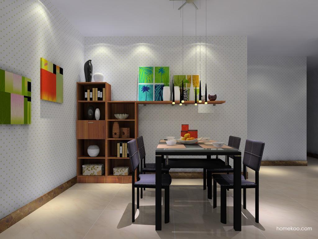 新实用主义餐厅家具E0914