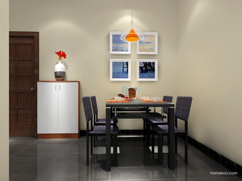 新实用主义餐厅家具E0906