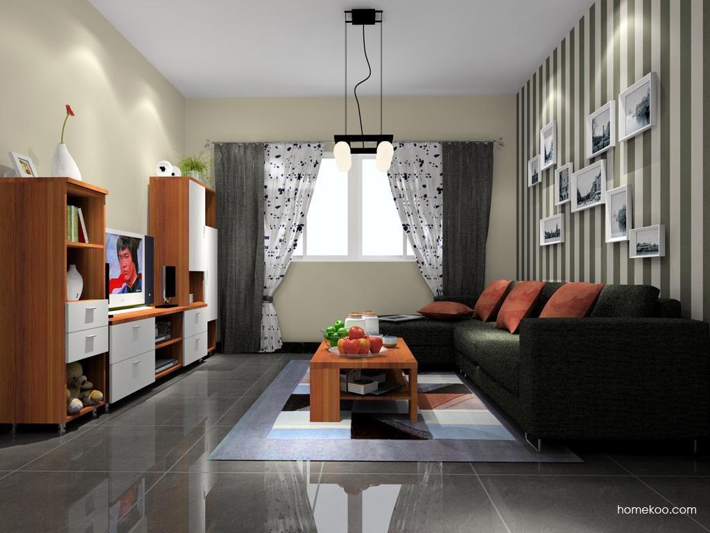 新实用主义客厅家具D0678