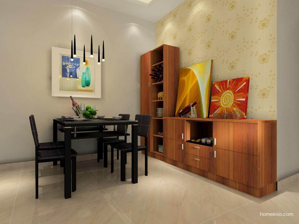 新实用主义餐厅家具E0905