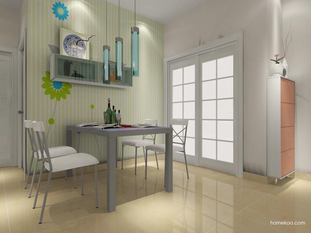 浪漫主义餐厅家具E0916