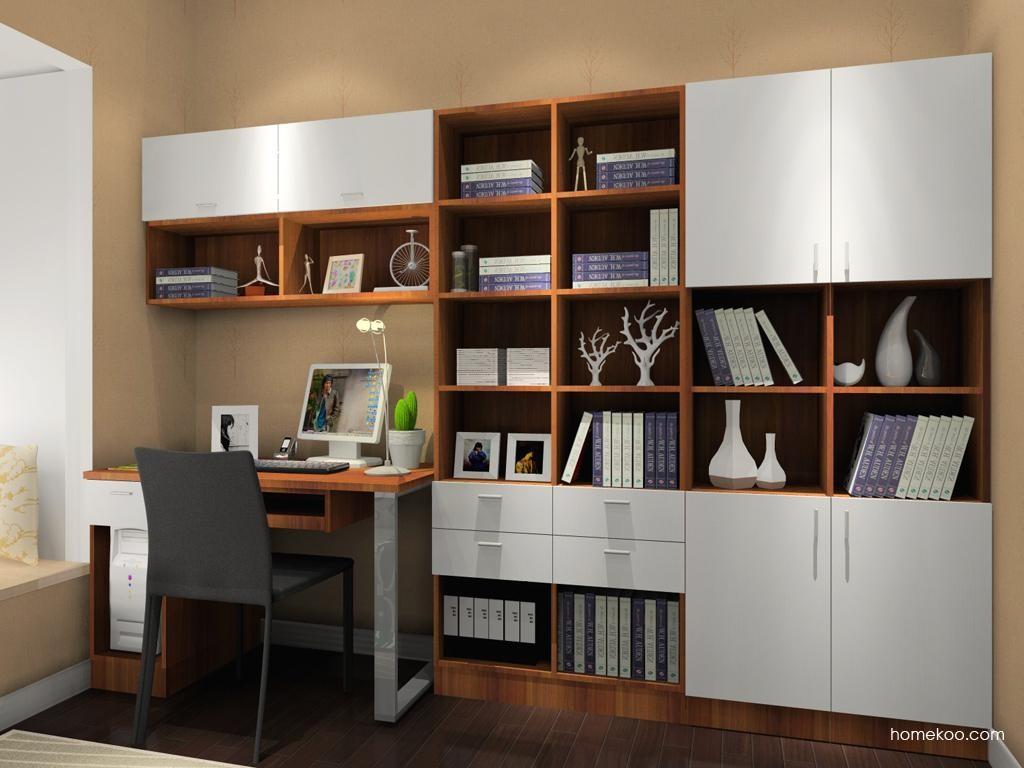 新实用主义书房家具C3645