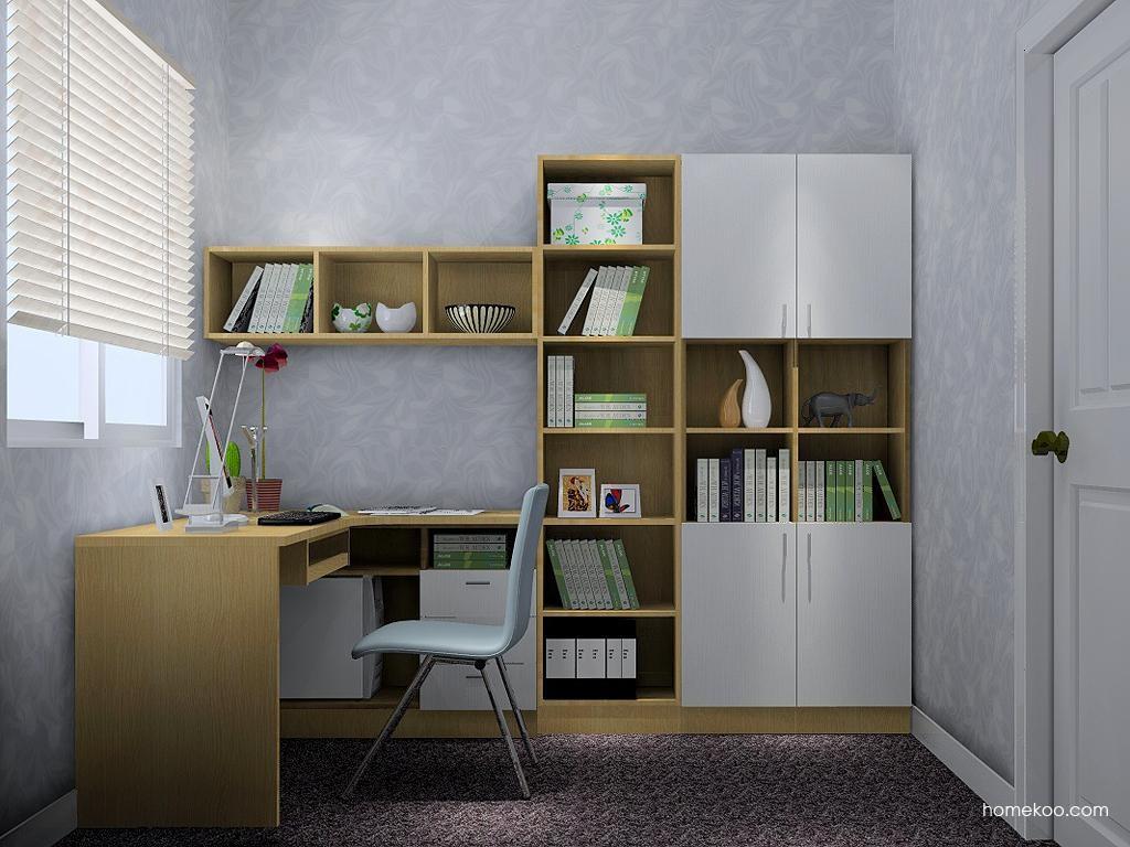 新实用主义书房家具C3639