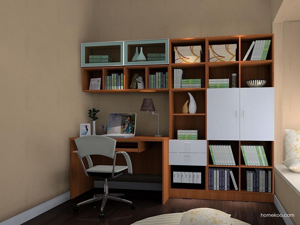 新实用主义书房家具C3637