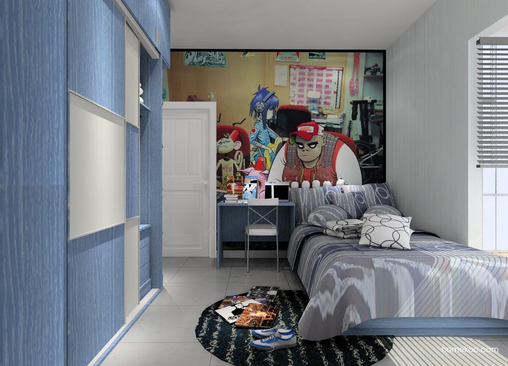 男孩的趣青少年房B4004