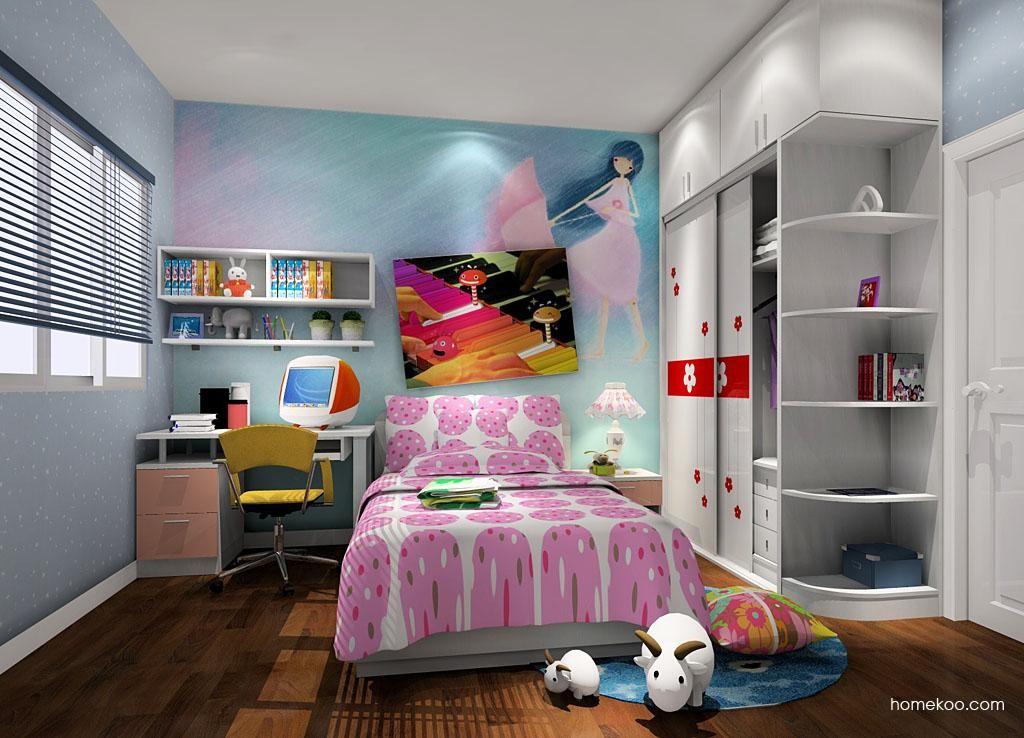 女孩的梦青少年房B4005
