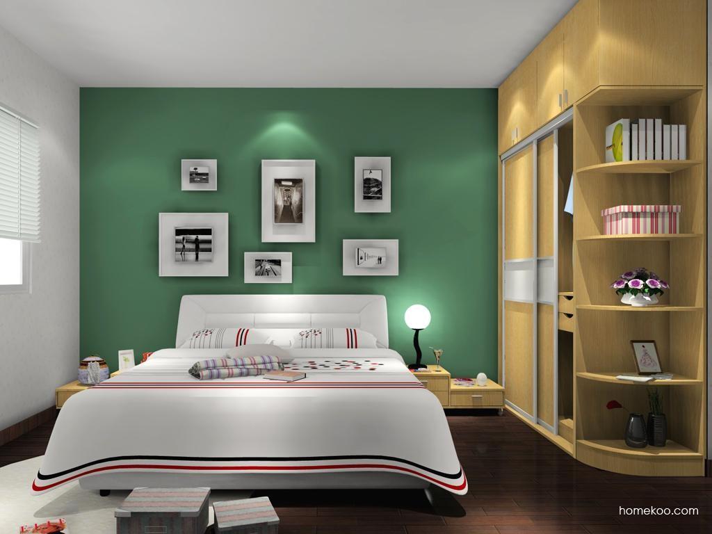 新实用主义卧房家具A6493