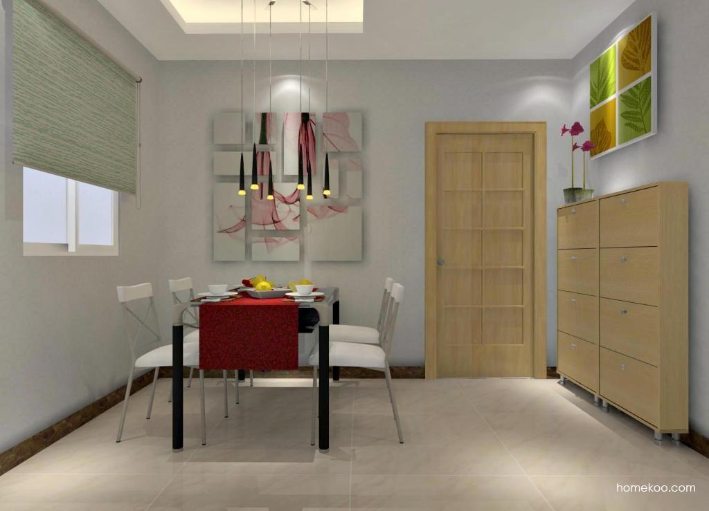 新实用主义餐厅家具E0922