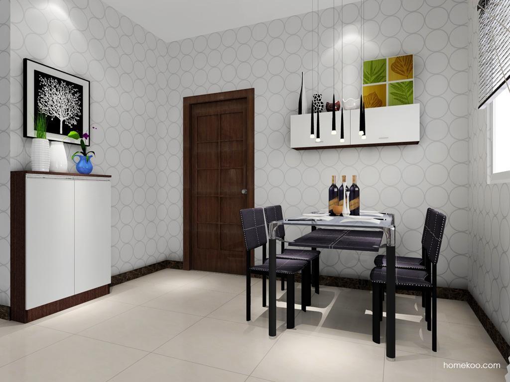 新实用主义餐厅家具E0935