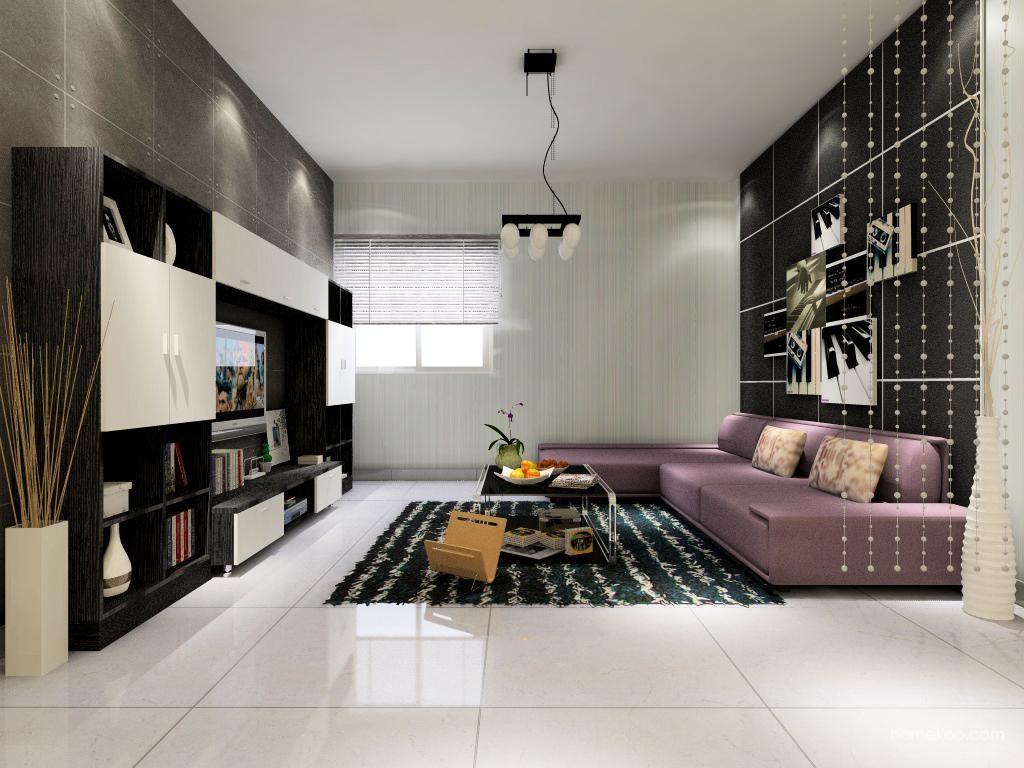 简约主义客厅家具D0702