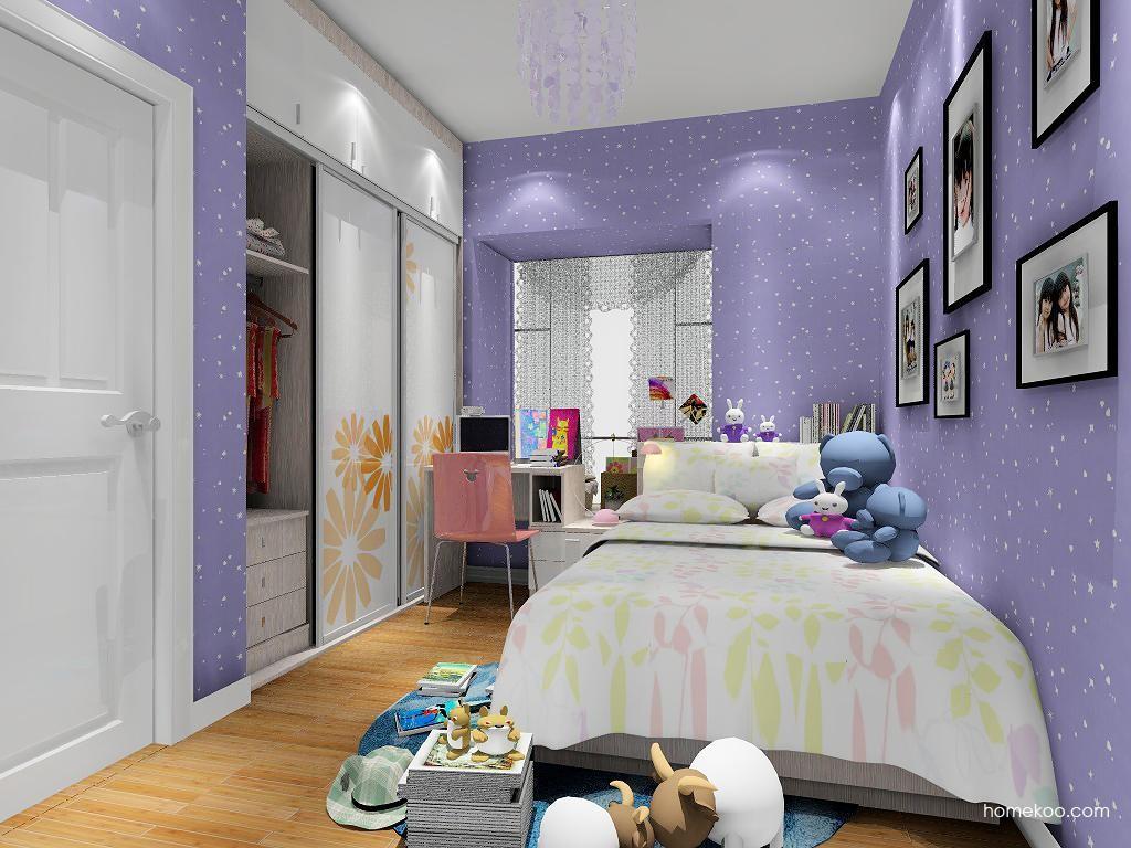 女孩的梦青少年房B4018