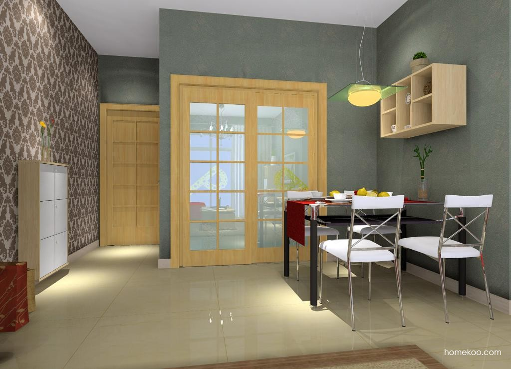 新实用主义餐厅家具E0929