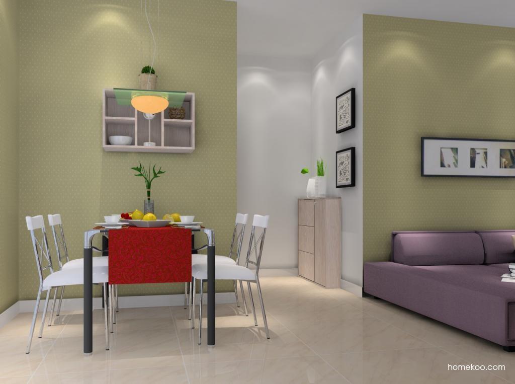 新实用主义餐厅家具E0940