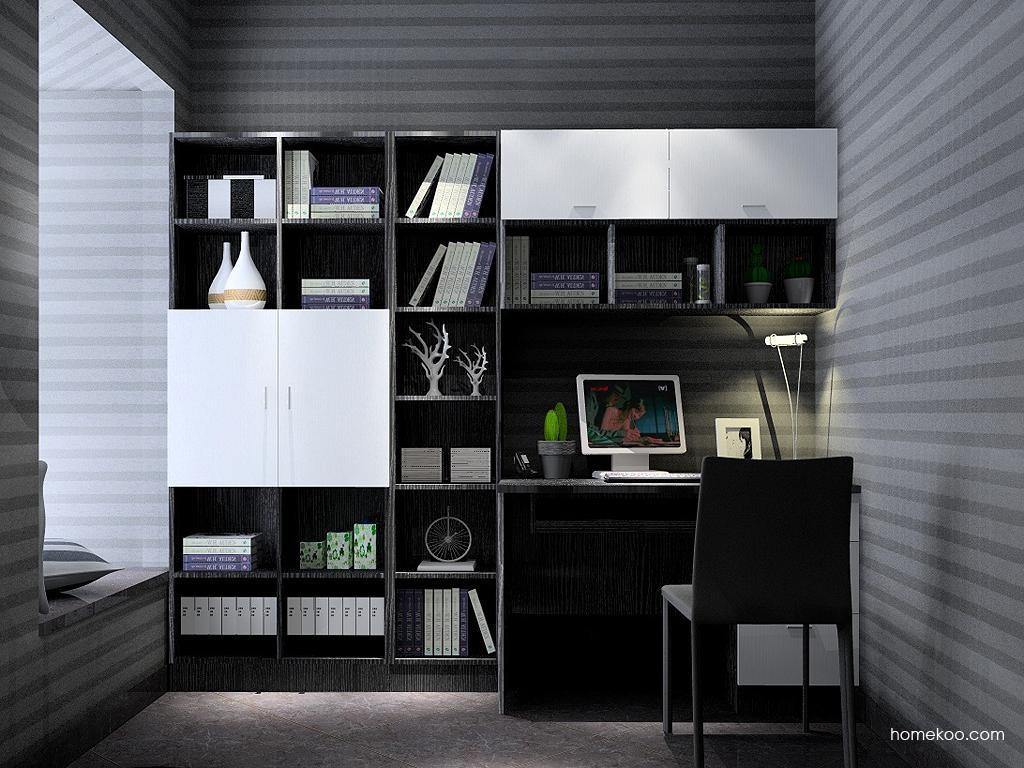 简约主义书房家具C3651