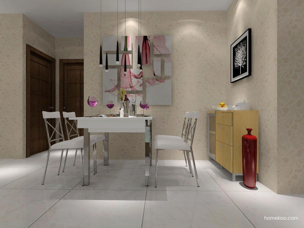 新实用主义餐厅家具E0968