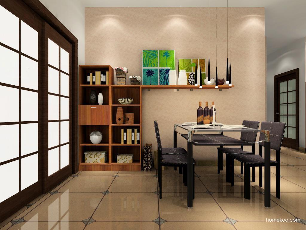 新实用主义餐厅家具E0959