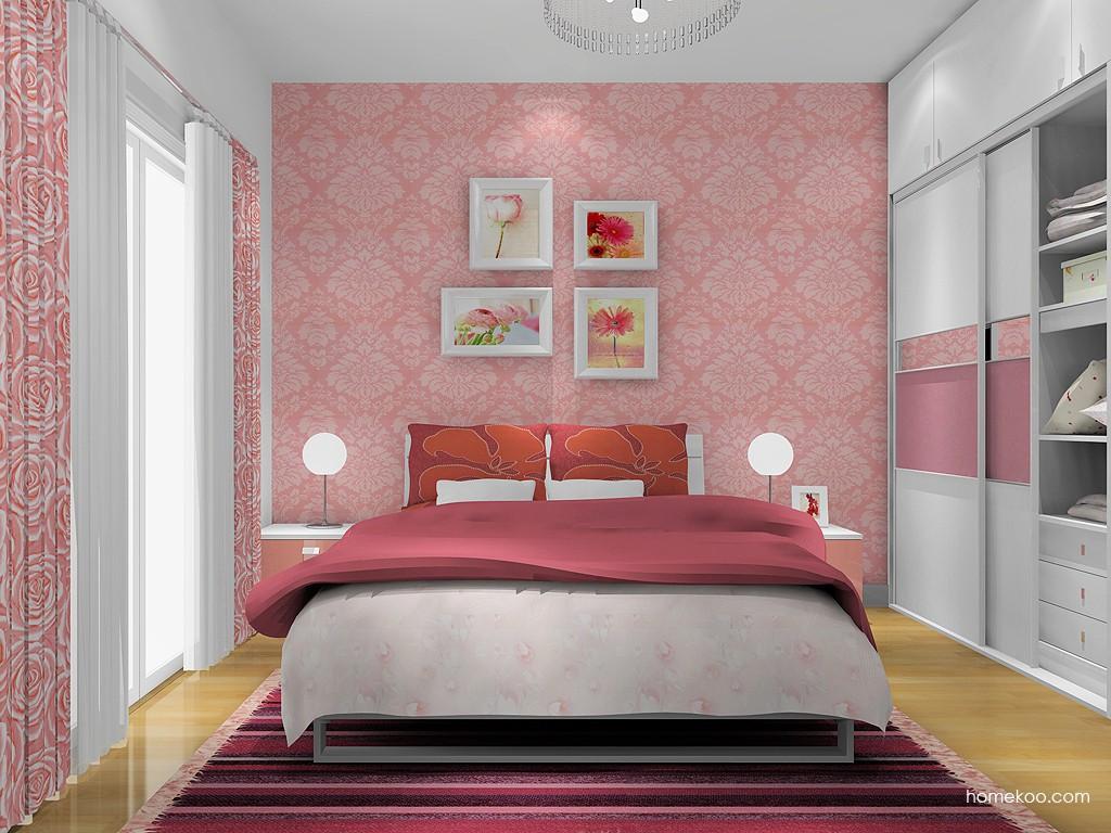 浪漫主义卧房家具A6540