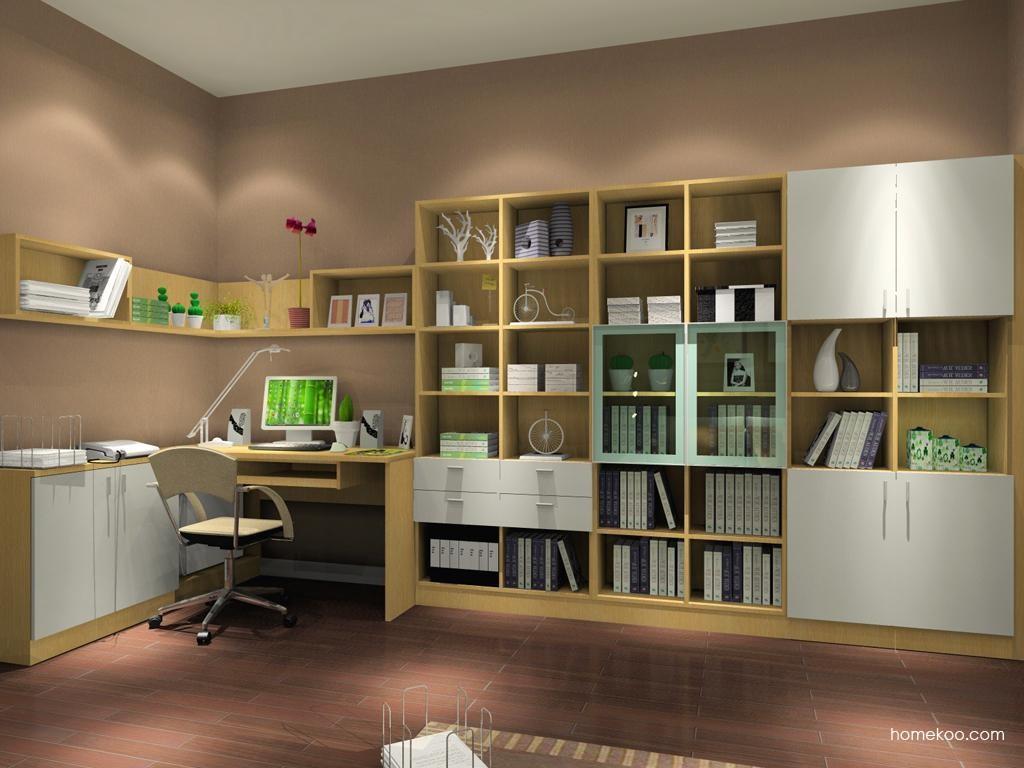 新实用主义书房家具C3666