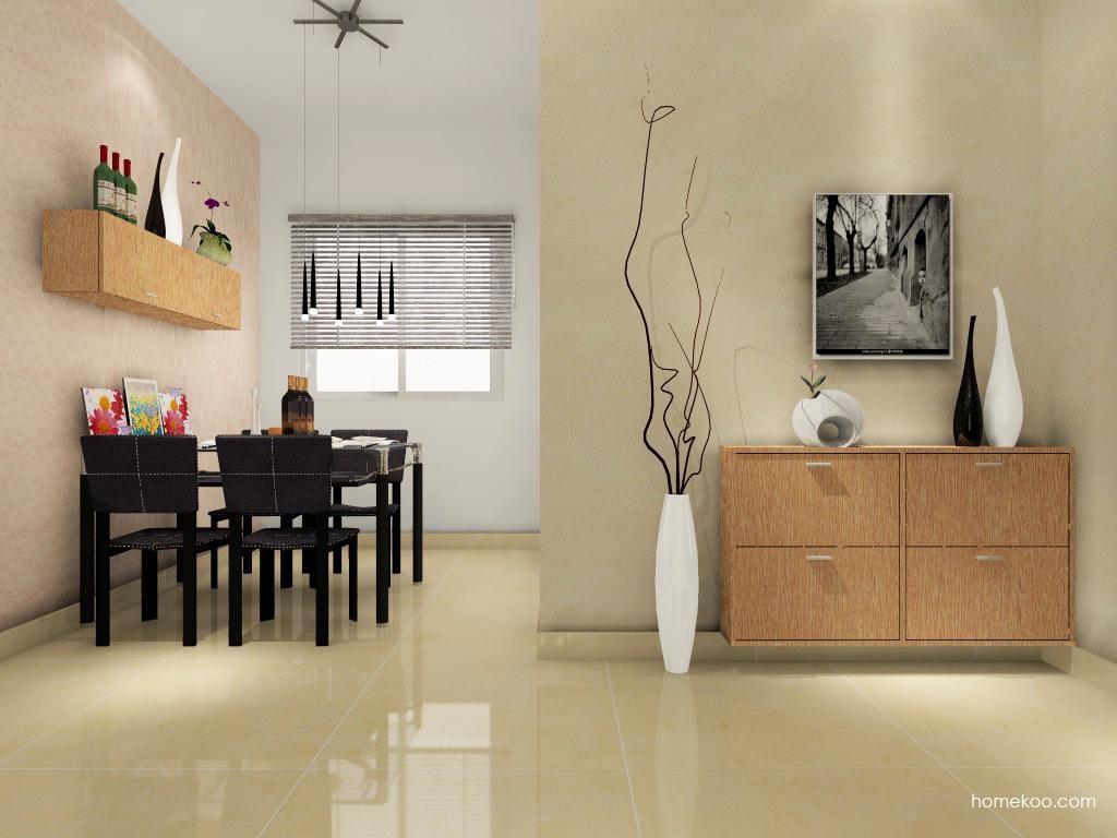 新实用主义餐厅家具E0974
