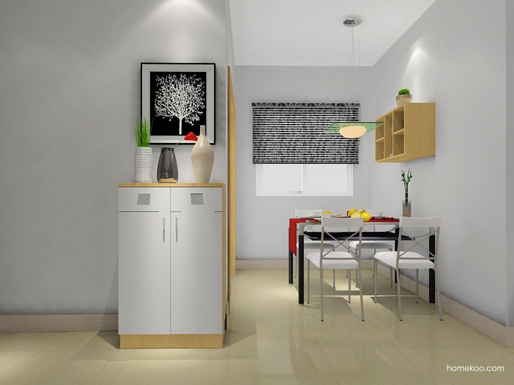 新实用主义餐厅家具E0979