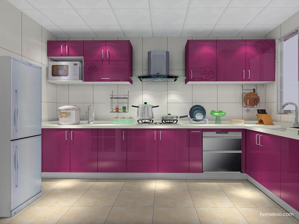 紫晶魅影橱柜F4643