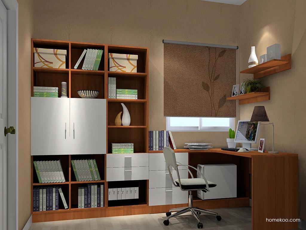 新实用主义书房家具C3671