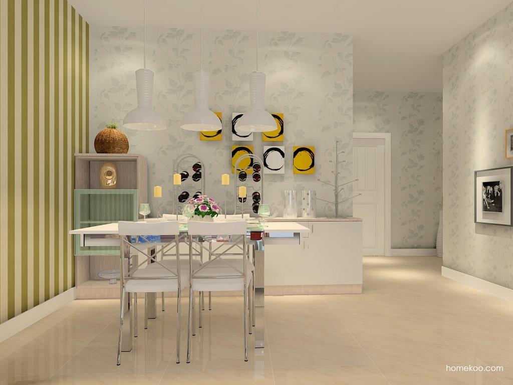 新实用主义餐厅家具E0990