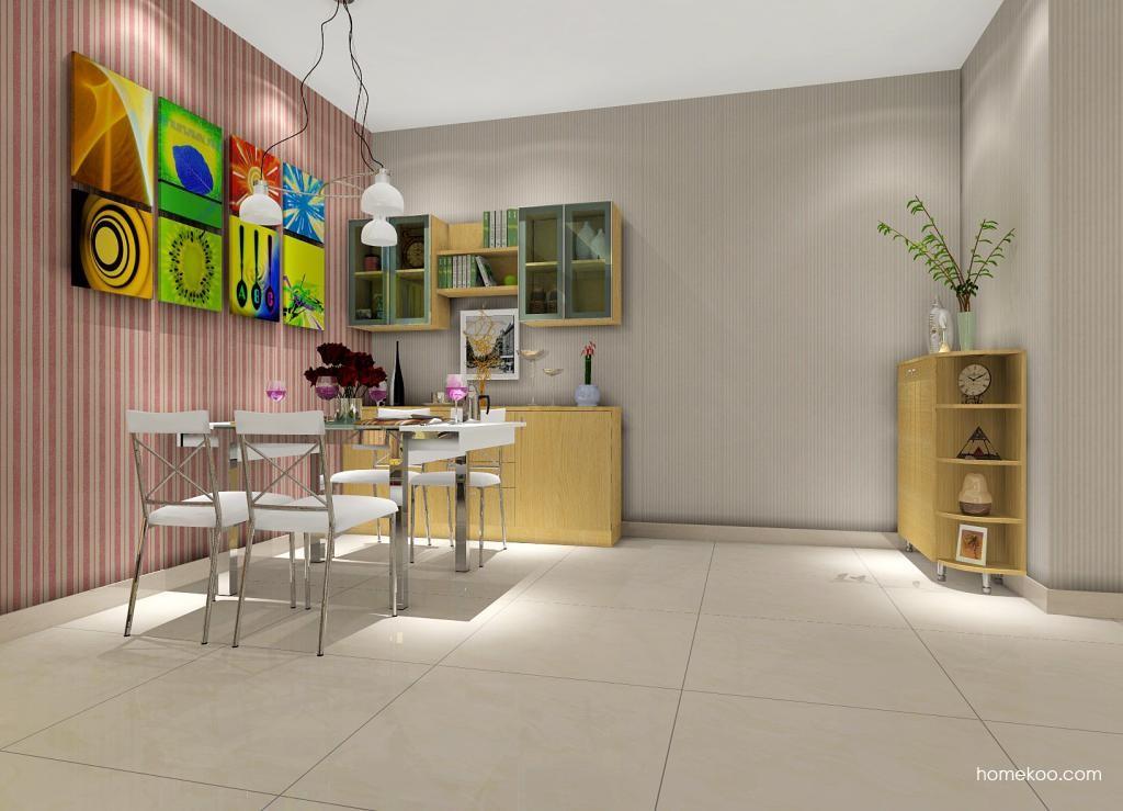 新实用主义餐厅家具E0994