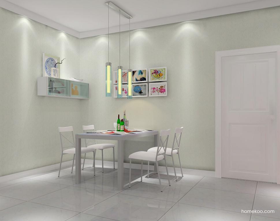 浪漫主义餐厅家具E0995