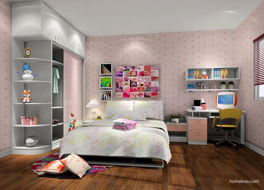 女孩的梦青少年房B6457