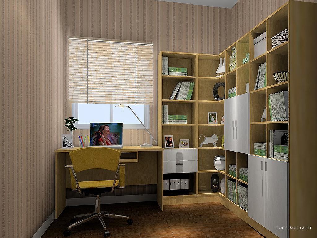 新实用主义书房家具C3672