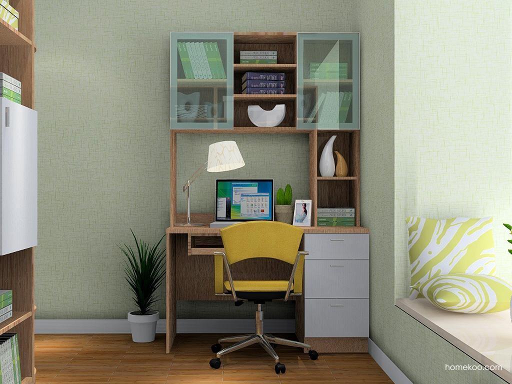 新实用主义书房家具C3675