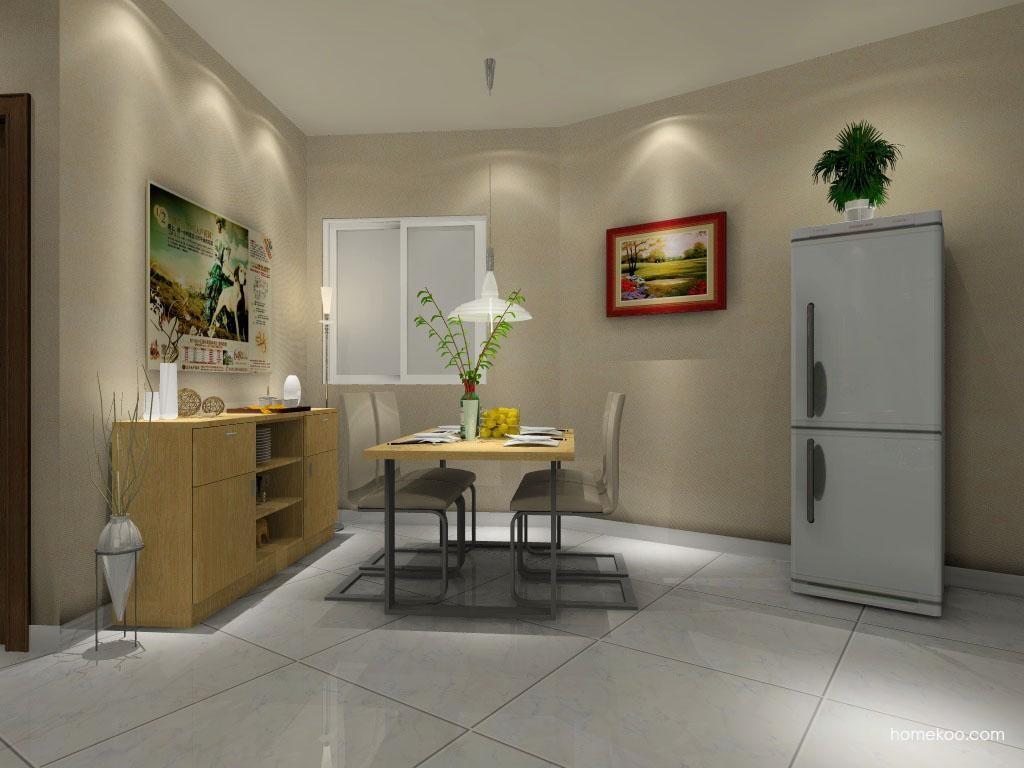 新实用主义餐厅家具E1018