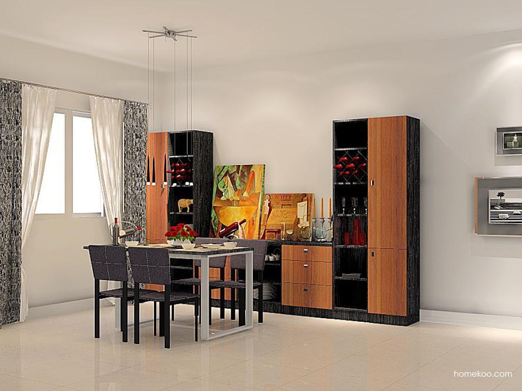 德国森林餐厅家具E1011