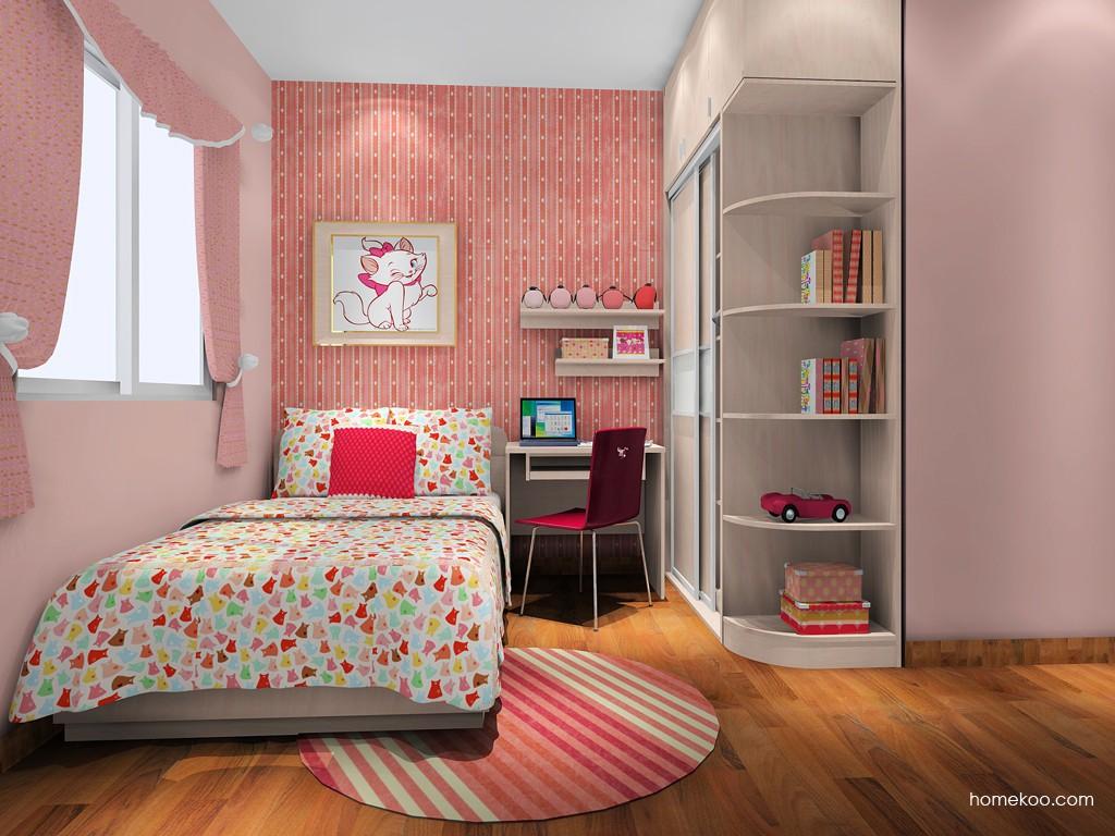 女孩的梦青少年房B6468