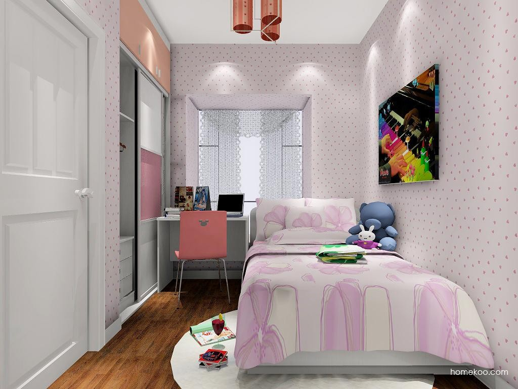 女孩的梦青少年房B6481