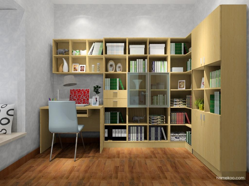 新实用主义书房家具C3687