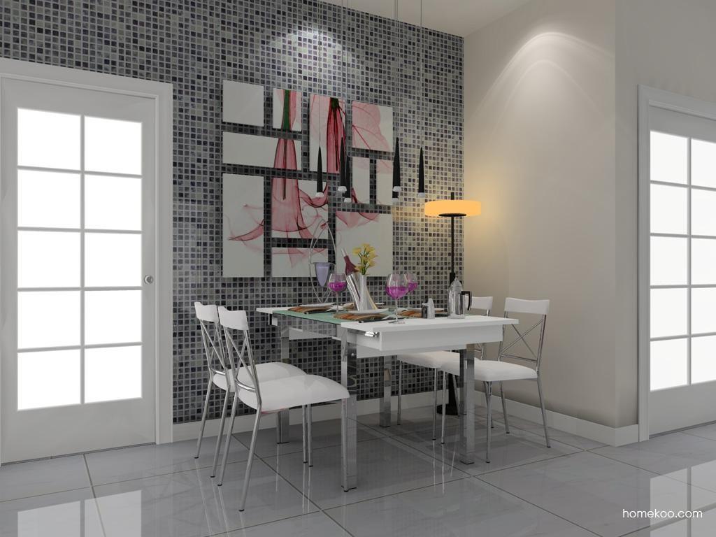 新实用主义餐厅家具E1026