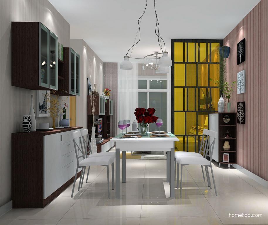 新实用主义餐厅家具E1029