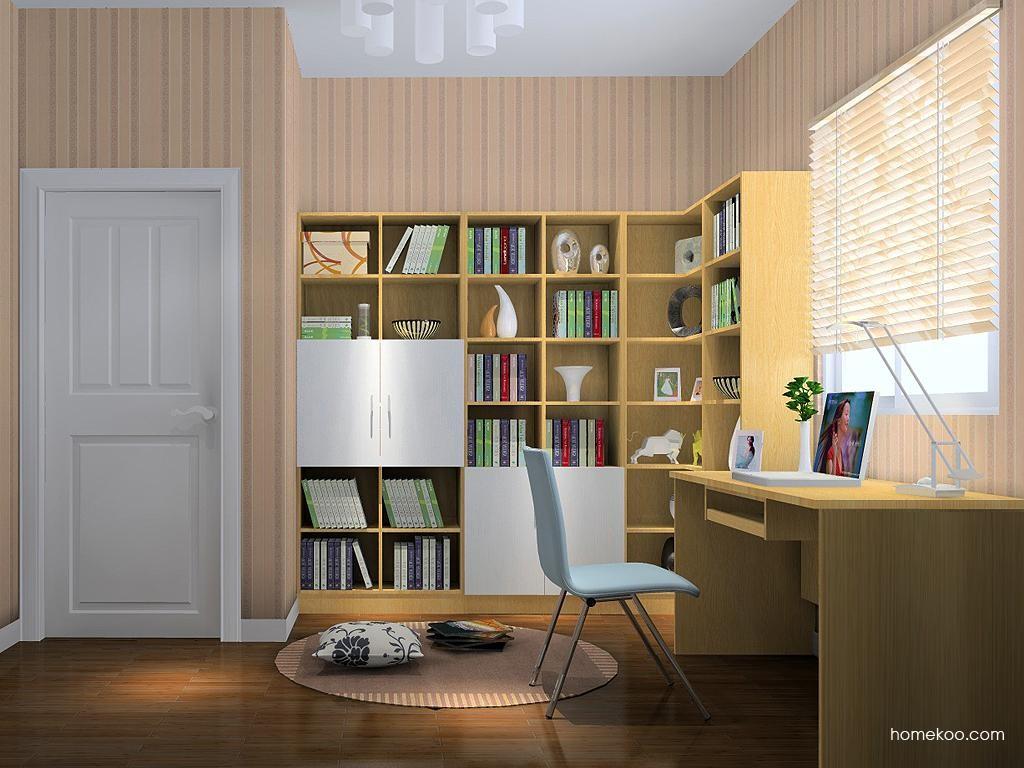 新实用主义书房家具C3695