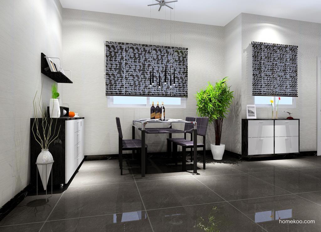 简约主义餐厅家具E1030