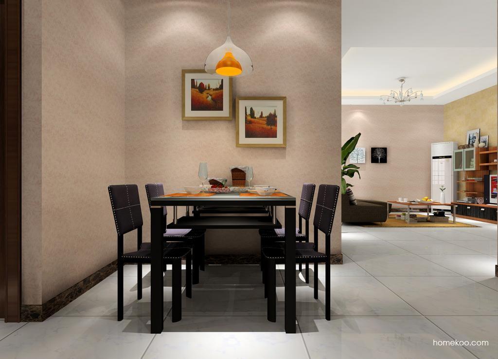 德国森林餐厅家具E1035
